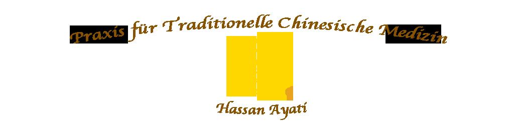 TCM-Praxis Hassan Ayati
